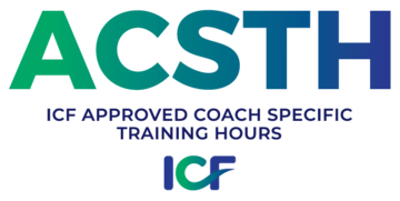 ICF Accreditation badge